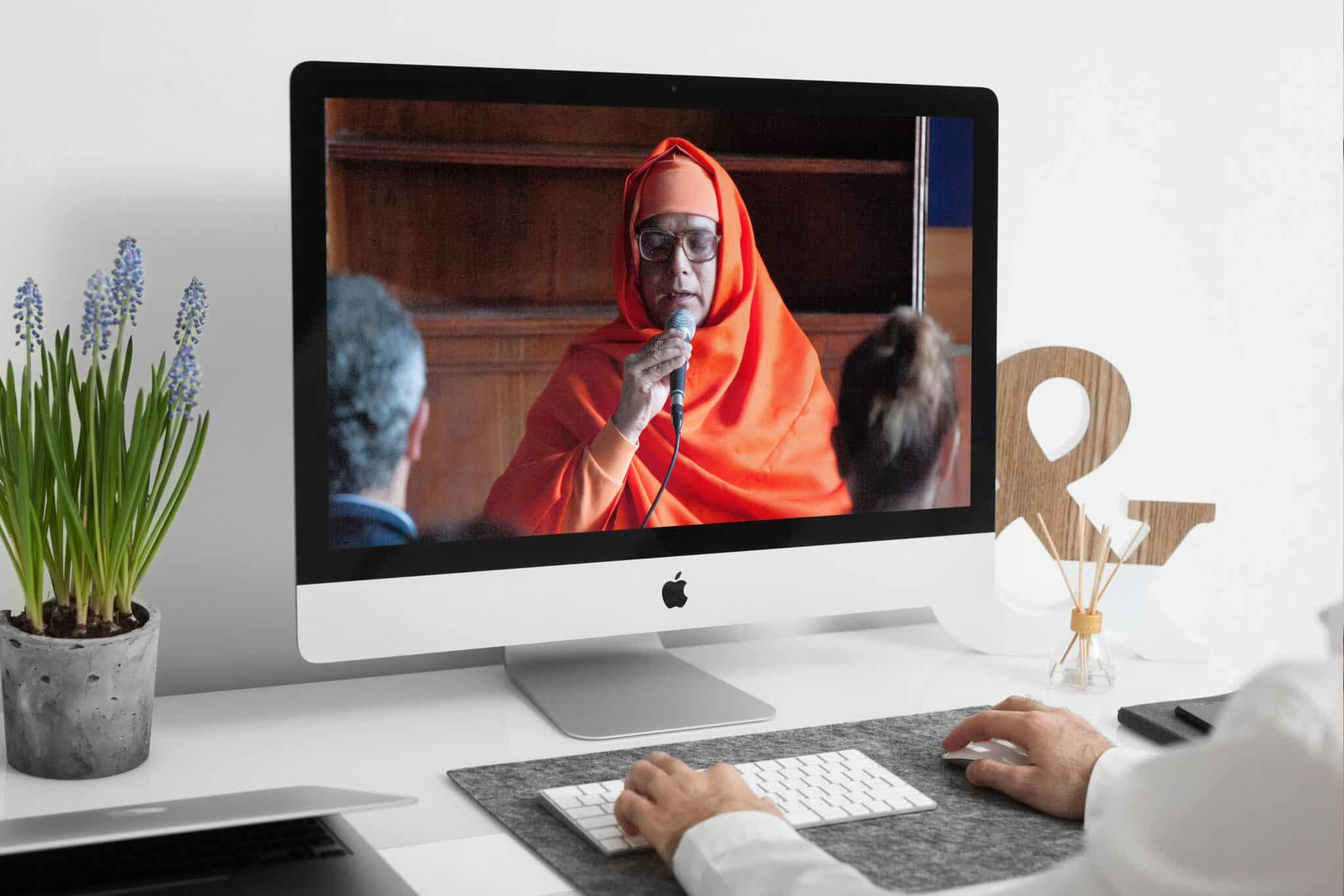 Sarva Yoga International: studio dei testi classici dello Yoga in videoconferenza