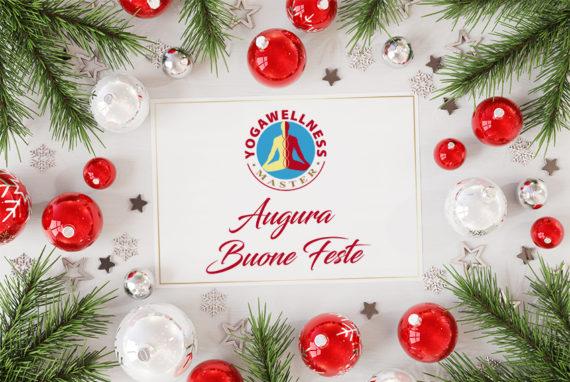 Yogawellness augura Buon Natale e Felice Anno Nuovo